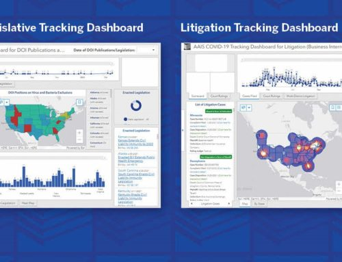 AAIS Launches COVID-19 Resource Center and Dashboards